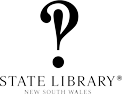 Logo for the State Library of New South Wales