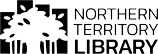 Logo for the Northern Territory Library