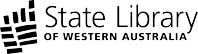 Logo for the State Library of Western Australia