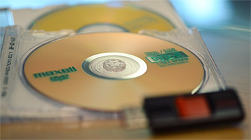 CDs and USB drives can easily be corrupted and may be obsolete within a few years.