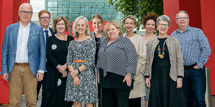 NSLA's members, the CEOs of the national, state and territory libraries