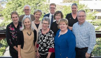 NSLA CEOs in Brisbane